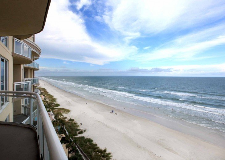 Ocean Vistas Unit 1009 - SE Corner Ocean Front 3 Bedroom -3 Bath #18