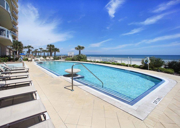 Ocean Vistas Unit 807 - Ocean Front 3 bedroom 3.5 bath #18