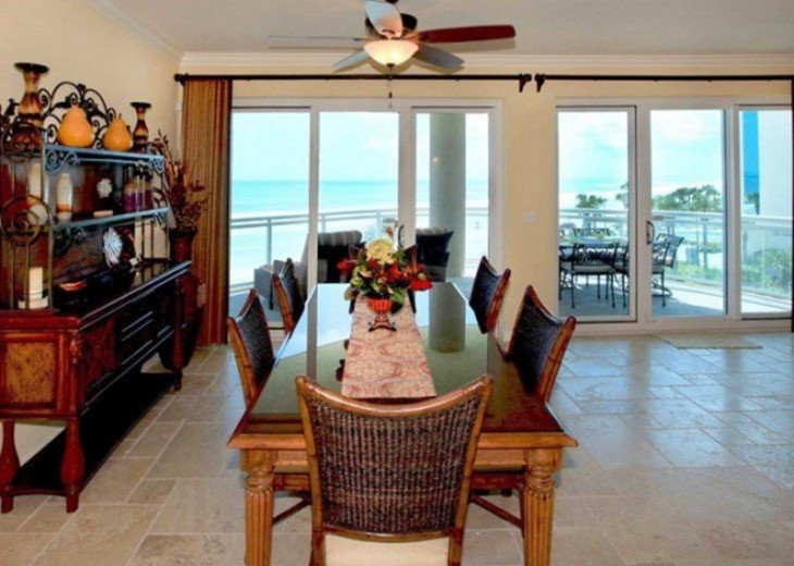 Ocean Vistas Unit 309 - Ocean Front SE Corner 3 Bedroom /3 Bath #6