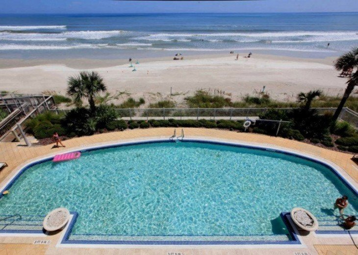 Ocean Vistas Unit 309 - Ocean Front SE Corner 3 Bedroom /3 Bath #15