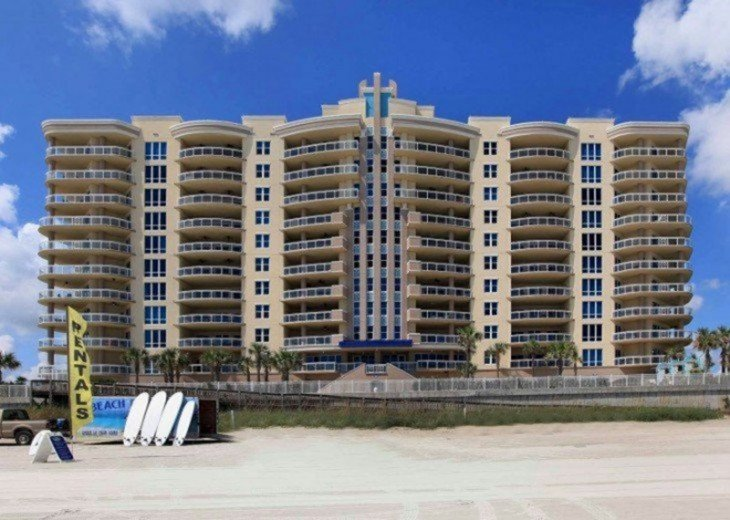 Ocean Vistas Unit 309 - Ocean Front SE Corner 3 Bedroom /3 Bath #17