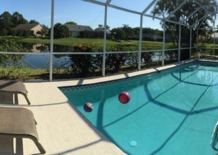 Crown Pointe Pool Home with Lake Views! #2