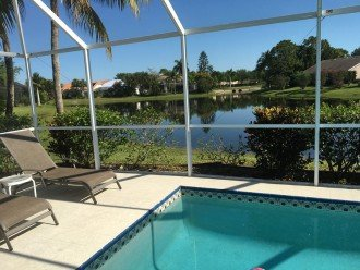 Crown Pointe Pool Home with Lake Views! #1