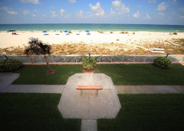 Beautiful Direct Beach-Front, 'Chateaux' Unit 108 #25