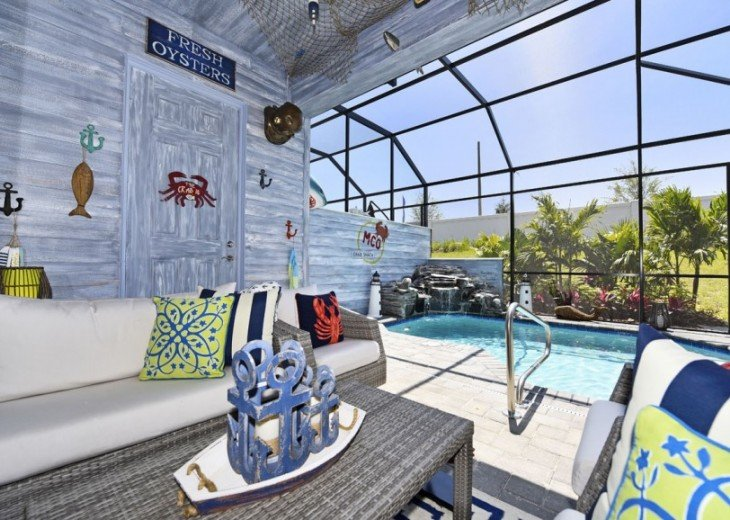 Amazing Festival Resort Luxury 3BR 2.5 Bth Townhome w/Private Splash Pool FR350 #10