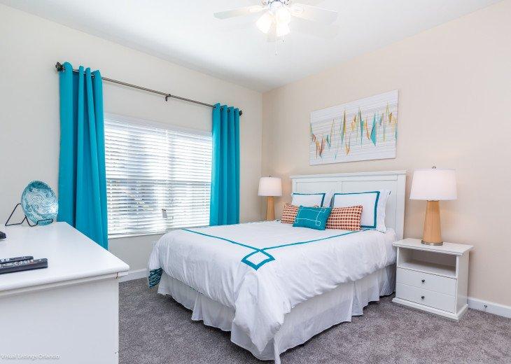 Lovely 4BR 3Bth Storey Lake Resort Town Home w/Splash Pool -SL4832 #14