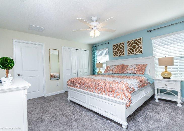 Lovely 4BR 3Bth Storey Lake Resort Town Home w/Splash Pool -SL4832 #16