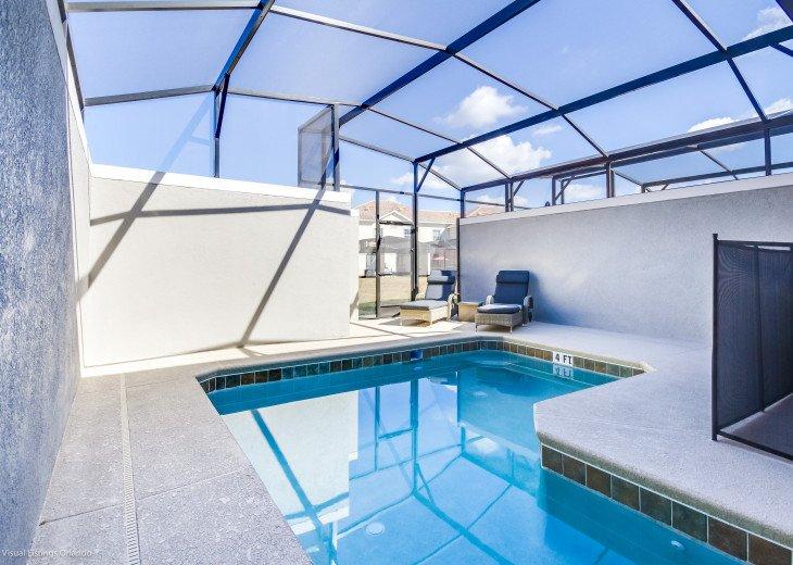 Lovely 4BR 3Bth Storey Lake Resort Town Home w/Splash Pool -SL4832 #21