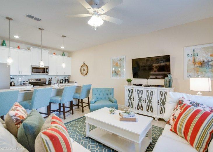 Lovely 4BR 3Bth Storey Lake Resort Town Home w/Splash Pool -SL4832 #4