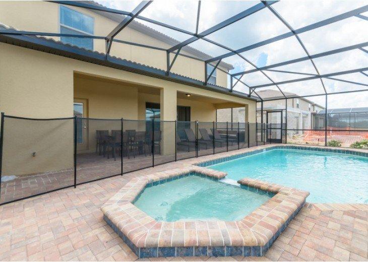9BR 6Bth Windsor at Westside Home w/Pool, Spa and Gameroom - WW8811 #39