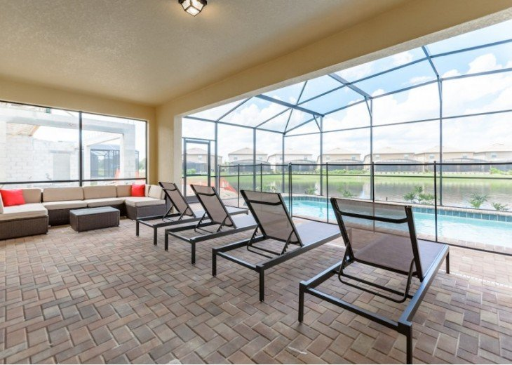 9BR 6Bth Windsor at Westside Home w/Pool, Spa and Gameroom - WW8811 #41