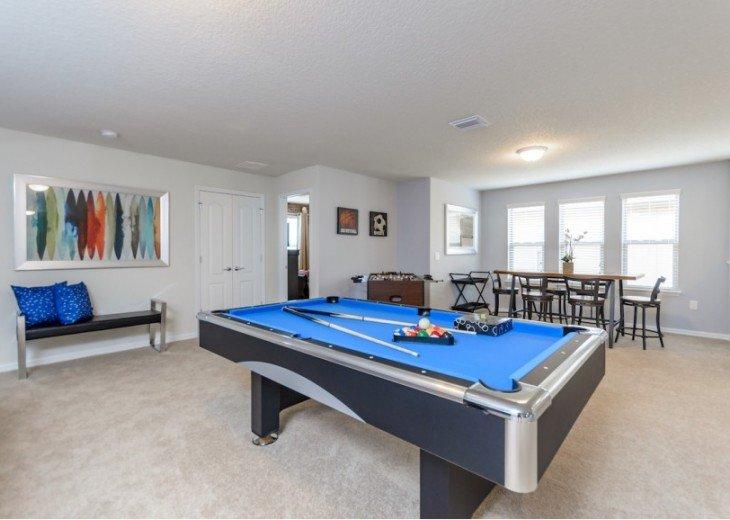 9BR 6Bth Windsor at Westside Home w/Pool, Spa and Gameroom - WW8811 #13