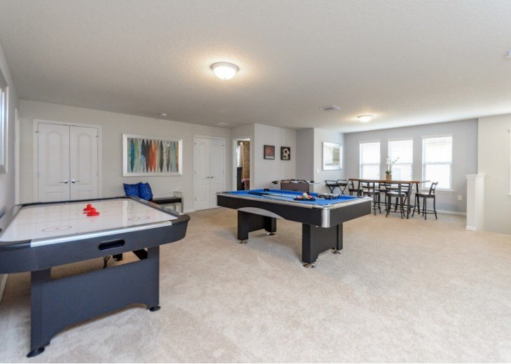 9BR 6Bth Windsor at Westside Home w/Pool, Spa and Gameroom - WW8811 #12
