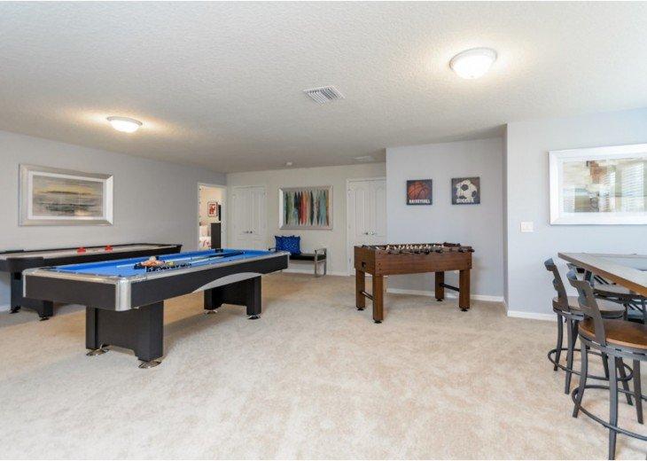 9BR 6Bth Windsor at Westside Home w/Pool, Spa and Gameroom - WW8811 #11