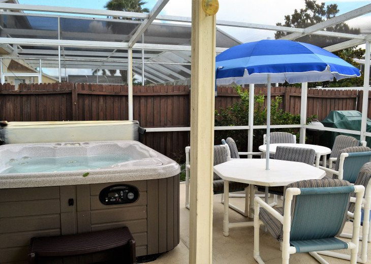 Affordable 4 Bedroom Southfacing Pool Vacation Home #39