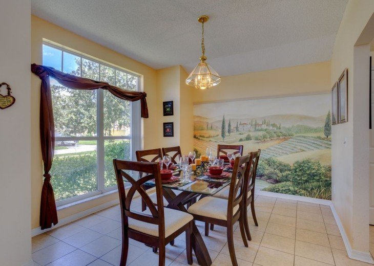 Affordable 4 Bedroom Southfacing Pool Vacation Home #12