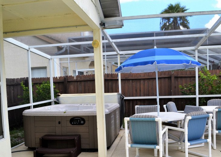 Affordable 4 Bedroom Southfacing Pool Vacation Home #42