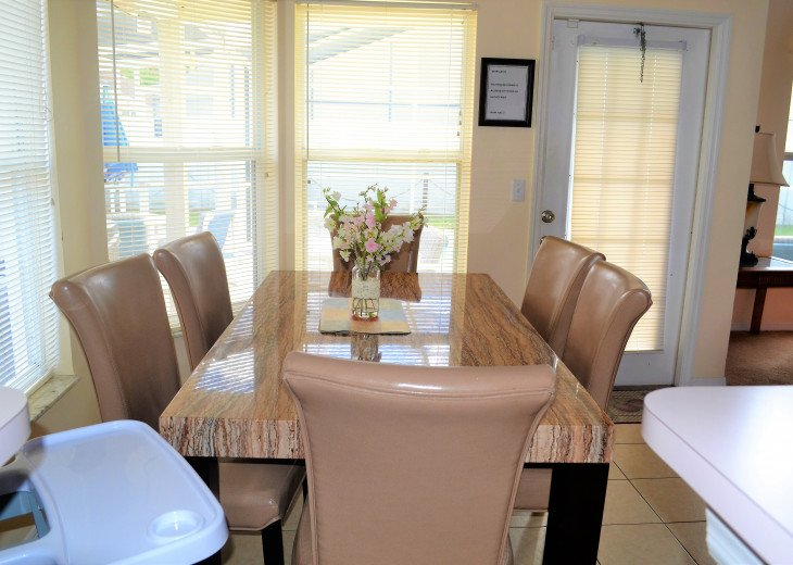 Affordable 4 Bedroom Southfacing Pool Vacation Home #15