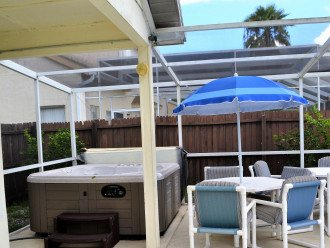Affordable 4/3 Southfacing Pool Vacation Home #1