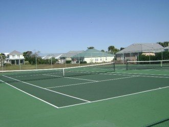 Tennis Courts are Free for Maravilla Guests. First come, first serve.