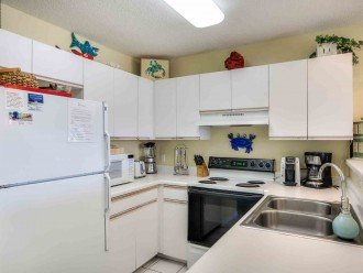 Lovely Fully-Equipped Kitchen for your Convenience & Economy