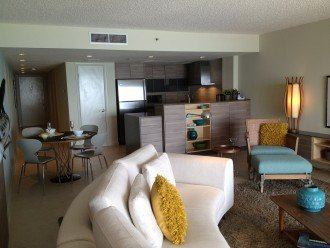 Retro-style Gulf Front Condo - April availability - CONTACT ME #1