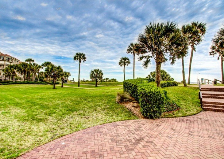 NEW-Oceanfront Oasis on Amelia Island Plantation Resort #40