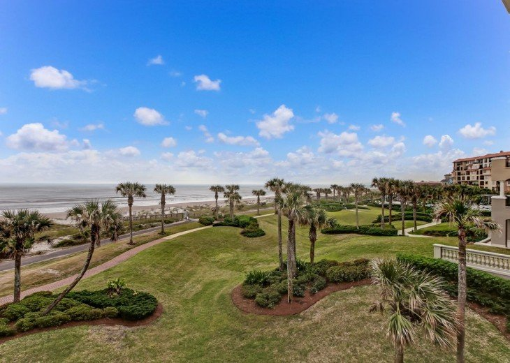 NEW-Oceanfront Oasis on Amelia Island Plantation Resort #38