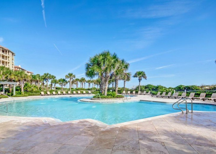 NEW-Oceanfront Oasis on Amelia Island Plantation Resort #43
