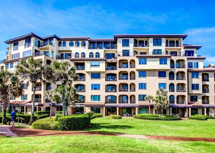NEW-Oceanfront Oasis on Amelia Island Plantation Resort #46