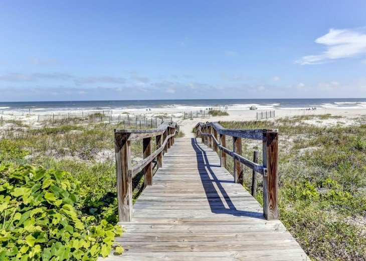 NEW-Oceanfront Oasis on Amelia Island Plantation Resort #44
