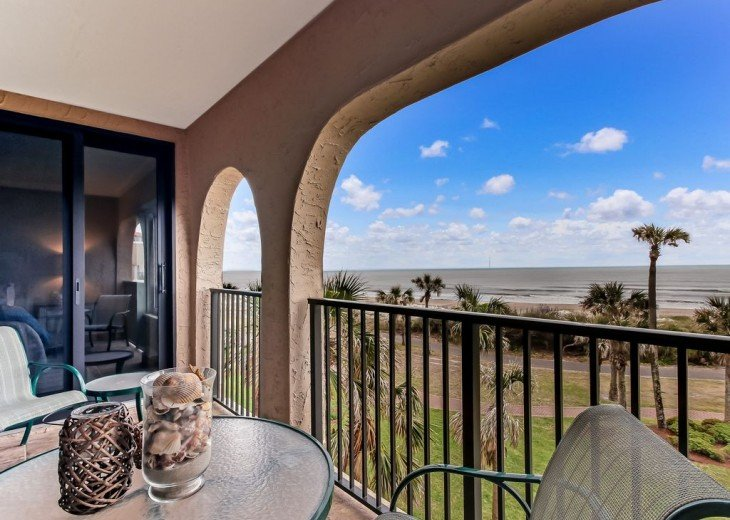 NEW-Oceanfront Oasis on Amelia Island Plantation Resort #33