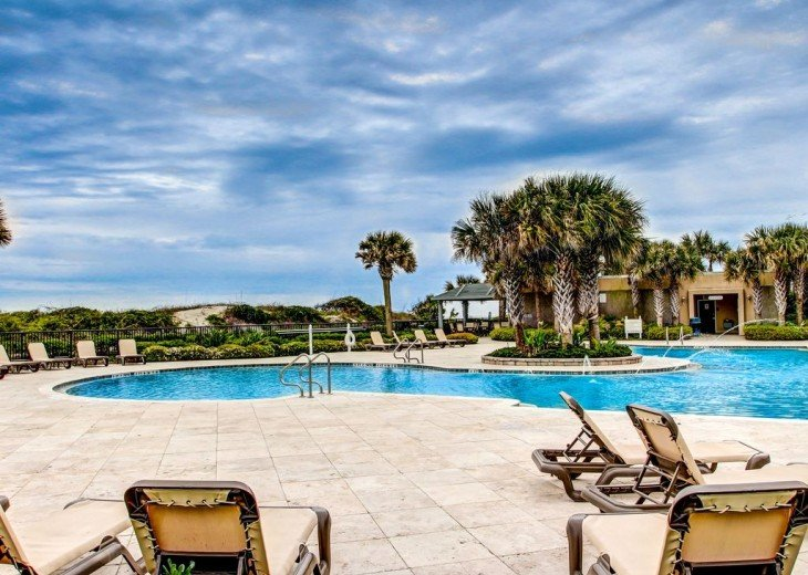 NEW-Oceanfront Oasis on Amelia Island Plantation Resort #42