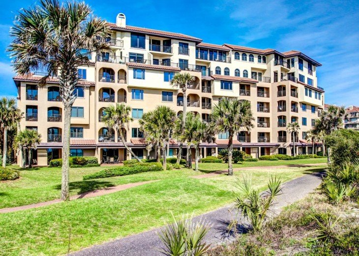 NEW-Oceanfront Oasis on Amelia Island Plantation Resort #45