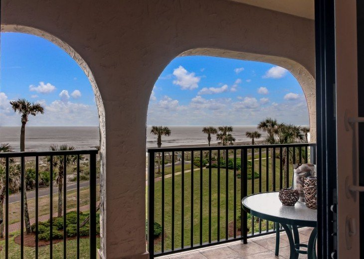 NEW-Oceanfront Oasis on Amelia Island Plantation Resort #34