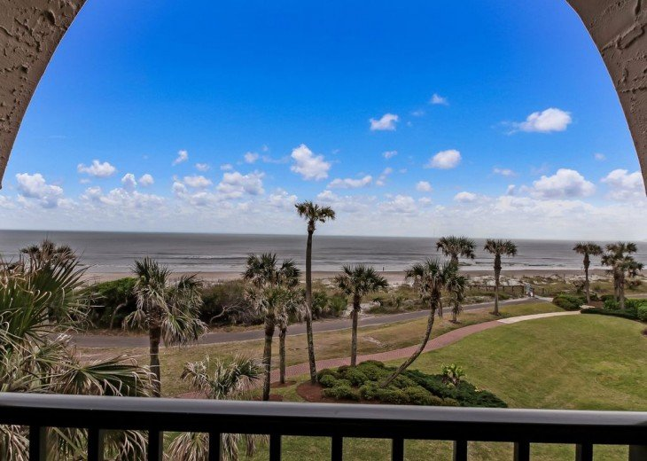 NEW-Oceanfront Oasis on Amelia Island Plantation Resort #35