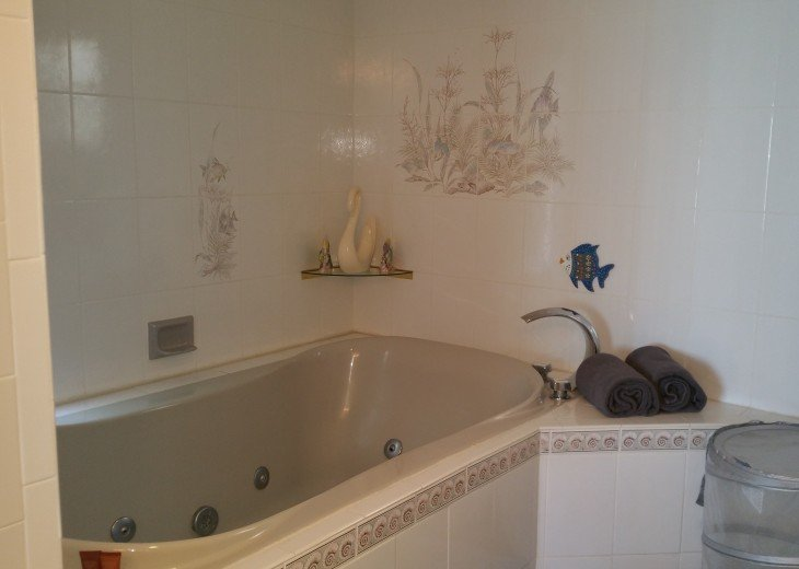2nd. Floor bath room (Jaccuzzi) # 2