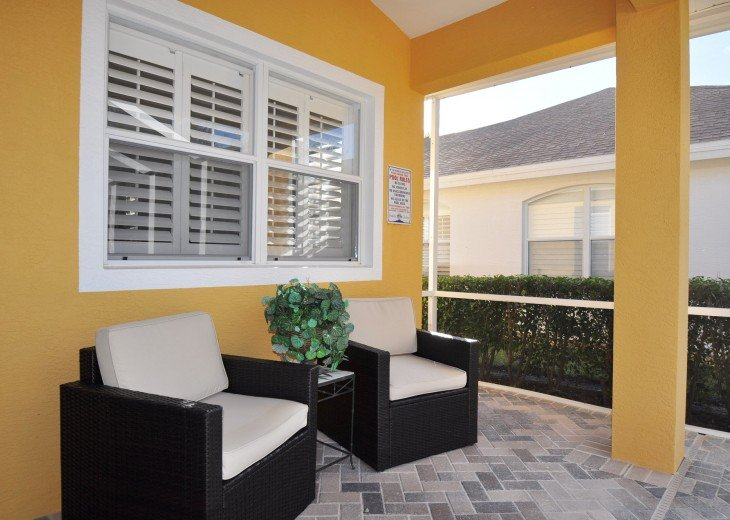 Beautifully furnished 4 bedroom house with heated pool and jacuzzi #2