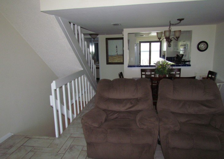 Beautiful Direct Oceanfront Town Home St. Augustine Beach #4