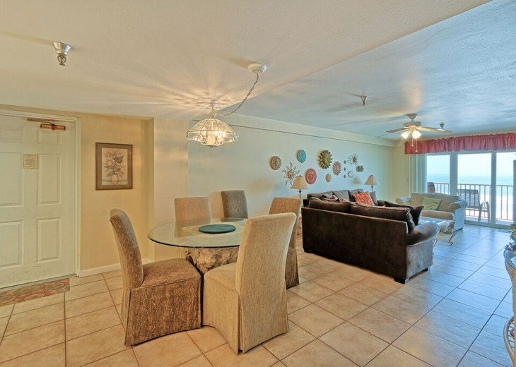 2 Bedroom Luxury Beachfront Condo in Madeira Beach #2
