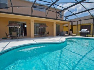 7 Bedroom Disney/Golf Villa with private Pool/Gameroom/Free Wifi #1