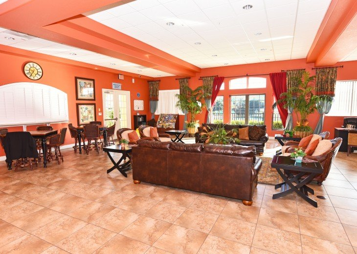 Top-ranked, Closest Resort (1.5 Miles) to Disney. Huge 3-Bedroom Lake View Villa #17
