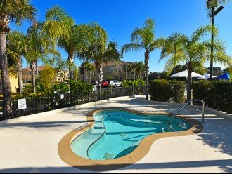 Top-ranked, Closest Resort (1.5 Miles) to Disney. Huge 3-Bedroom Lake View Villa #1