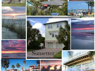 Welcome to the Sunsetter in beautiful St Au