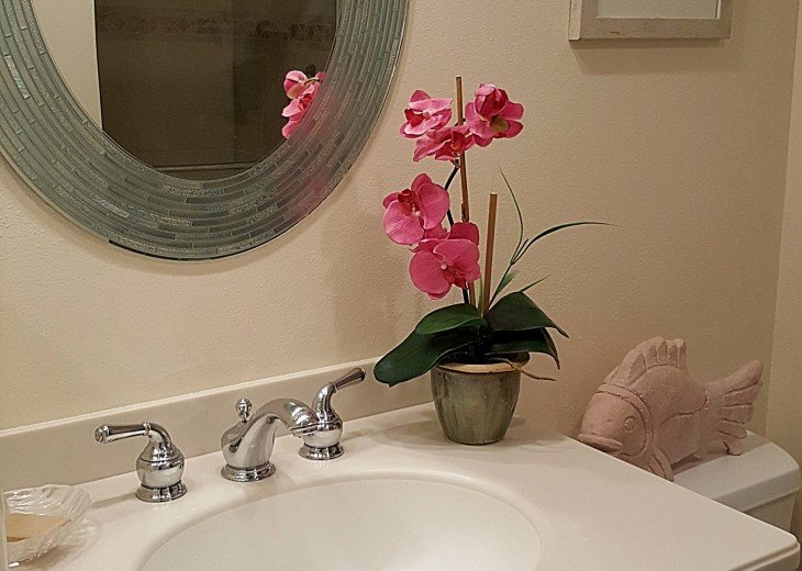 Guest Bath newly updated.