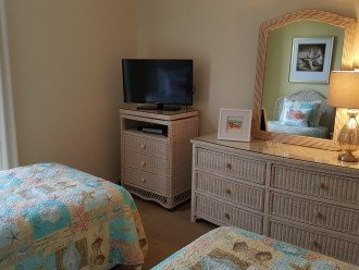 Second view of guest bedroom