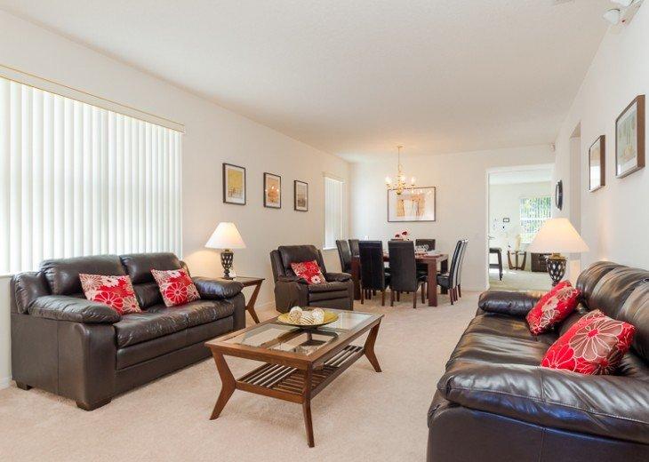 Luxurious Family Friendly Home, thats Debbies Orlando VIlla #4