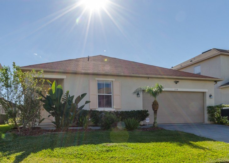Luxurious Family Friendly Home, thats Debbies Orlando VIlla #2