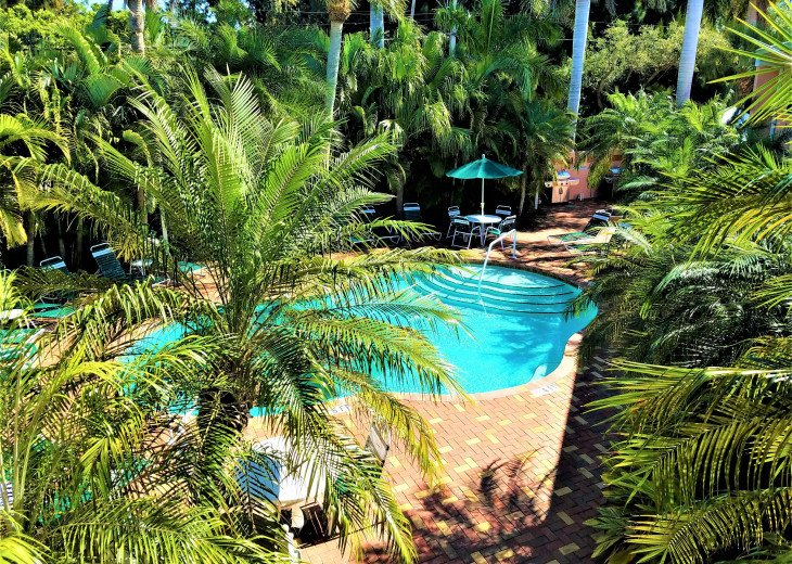 Carefree Sunny Fun! 1 Br Siesta Palms by the Beach #2A #11