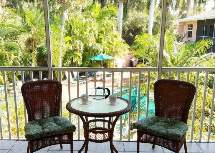 Carefree Sunny Fun! 1 Br Siesta Palms by the Beach #2A #8
